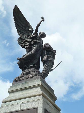Portadown - Portadown War Memorial