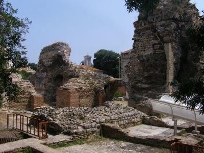 Warna ruiny