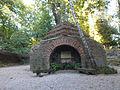 Warszawski Ogród Botaniczny - Ruiny Świątyni Opaczności - 05.jpg