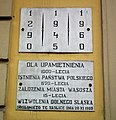 Wasosz, plaque on market square (1).jpg
