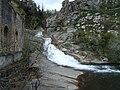 Waterfall - Cascada - Fervenza - rio Umia - Caldas de Reis.JPG