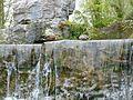 Waterfall with ducks in Pairi Daiza.jpg