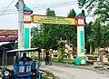 Welcome Gate to Kedai Ledang, Kisaran Timur, Asahan.jpg