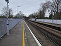 West Dulwich stn look west.JPG