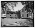 West side of house - Peak House, 322 South Second Street, Manhattan, Riley County, KS HABS KS-69-5.tif
