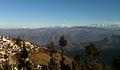 Western Himalayas from Pauri.JPG