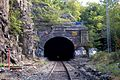 Western portal of Long Dock Tunnel under Bergen Hill Jersey City.jpg
