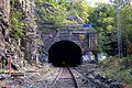 Western portal of Long Dock Tunnel under Bergen Hill Jersey City.jpg