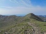 Kuva Wheeler Peakista Mount Walterilta.