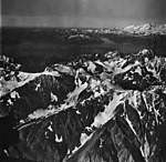 White Glacier and Mount Case, mountain glaciers and hanging glaciers, September 12, 1973 (GLACIERS 5965).jpg