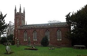 Whittingehame - Image: Whittinghame Church, the south aspect (geograph 3917933)