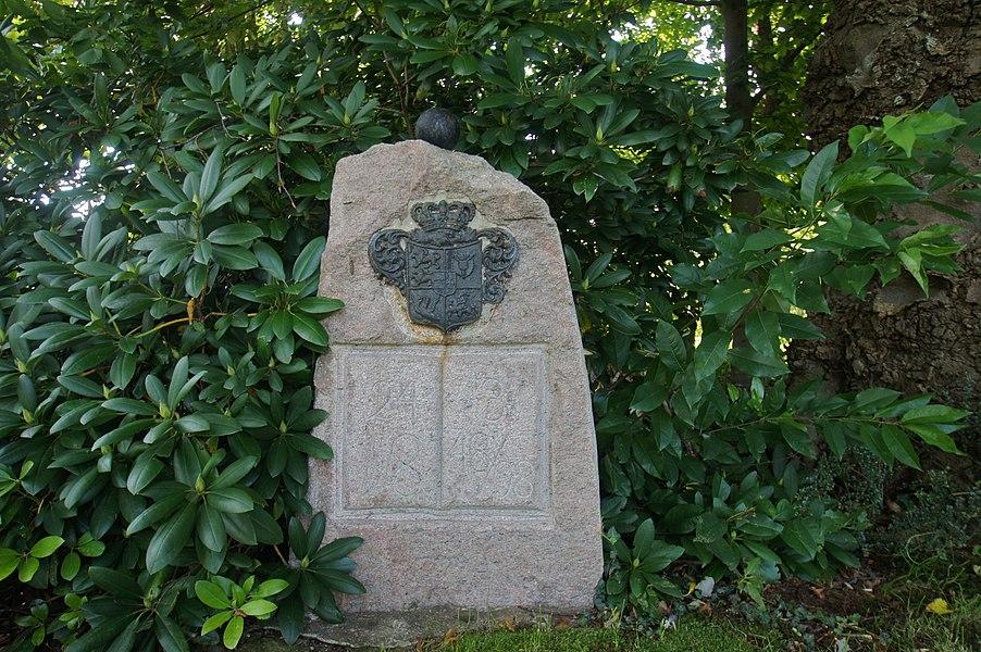 Wiemersdorf,  Germany: War Memorial for the First Schleswig War