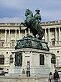 Wien-Innere Stadt - Hofburg - Prinz Eugen-Denkmal.jpg