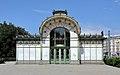 Wien - Karlsplatz, Otto-Wagner-Pavillon (1).JPG