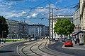 Wien - Rennweg - View NW towards Schwarzenbergplatz II.jpg