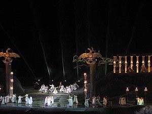 Burgenland - Seefestspiele Mörbisch