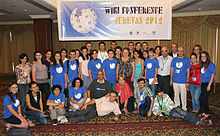 WikiConference in Yerevan 2012.jpg