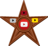 WikiProject YouTube Barnstar.png