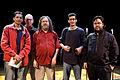 Wikimania 2009 - Richard Stallman en el teatro Alvear con asistentes (17).jpg