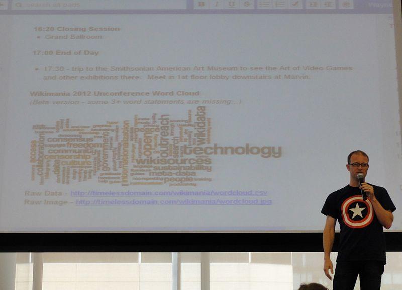 File:Wikimania 2012 word cloud 2.JPG