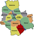 Wilanow Warsaw District Map.png