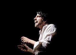 Wilfredo (character) British comedy cabaret act