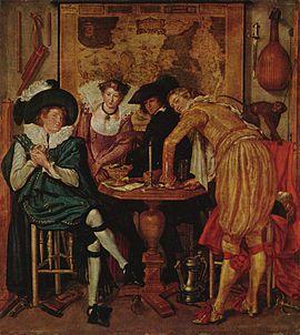 Willem Pietersz. Buytewech