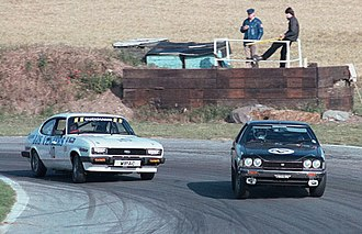 Endurance racing (motorsport) - The inaugural Willhire 24 Hour, Snetterton, 1980