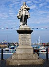 William, Prince of Orange at Brixham - geograph.org.uk - 1506799.jpg