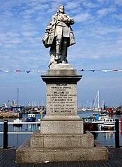 Prince Of Orange Statue