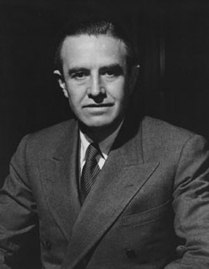 Under Secretary of State for Political Affairs - Image: William Averell Harriman