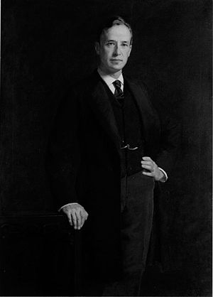 Oliver Ames (governor) - William E. Russell, portrait by William Morton Jackson Rice