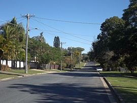William Street West at Coalfalls, Queensland.jpg