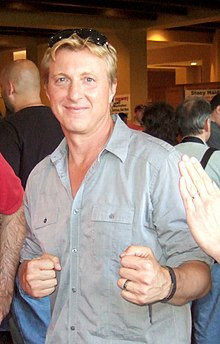 William Zabka ar Chiller Theatre Expo - Parsippany NJ April 27 2013.jpg