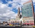 Williamsburgh Bank Tower and Atlantic Terminal, Brooklyn, NYC.jpg