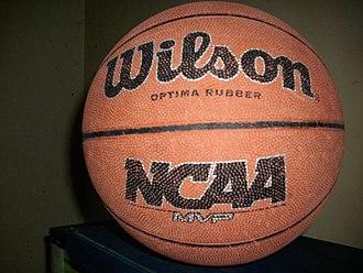 Wilson Sporting Goods - Image: Wilson Basketball