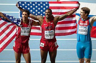 2013 World Championships in Athletics – Mens 110 metres hurdles