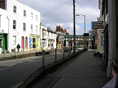 Wincheap, looking towards the railway bridge - geograph.org.uk - 746919.jpg