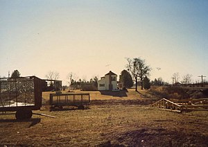 Winchester, Arkansas - Image: Winchester Ark House Trailers