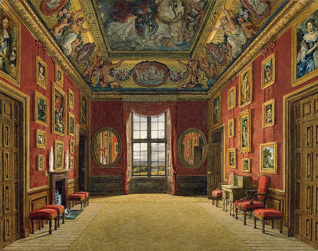 Виндзорский замок, Королевский шкаф, Чарльз Уайлд, 1816 - royal coll 922104 257029 ORI 0.jpg