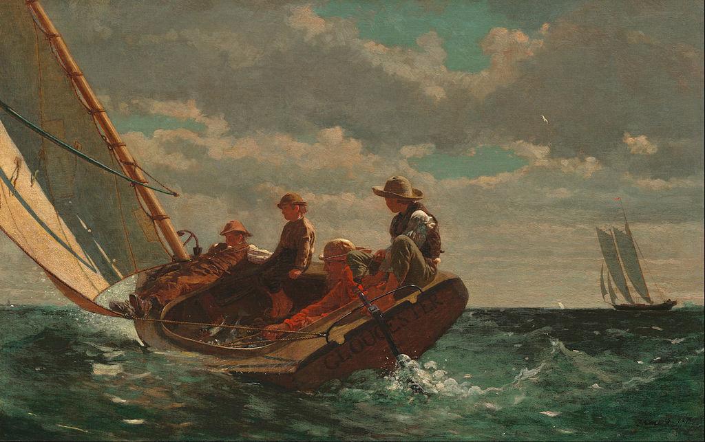 Winslow Homer - Breezing Up (A Fair Wind) - Google Art Project.jpg