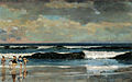 Winslow Homer - On the Beach.jpg
