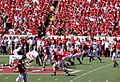 Wisconsin on offense against Oregon State 9-10-2011.jpg