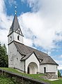 Wolfsberg Reisberg Filialkirche Hll Peter und Paul mit Friedhof 26082015 7054.jpg