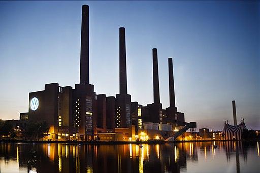 Heizkraftwerk Wolfsburg Nord/Süd