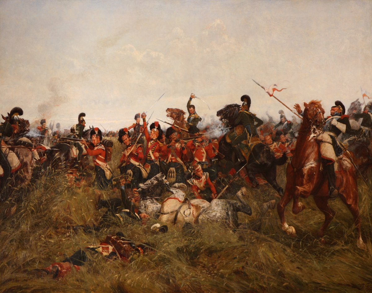 Battle Of Quatre Bras Wikipedia