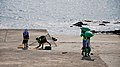 Women in Uttan - Velankanni Beach.jpg
