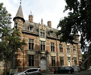 Wommelgem - Image: Wommelgem Kasteel Selsaete 1