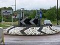 Wonky Roundabout - geograph.org.uk - 480325.jpg
