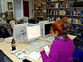 Workshop in project Viki Senior in the Belgrade city Library 06.jpg